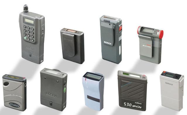 Pager von Bosch, Multitone, Ericsson, Ackermann, Nira und Ascom