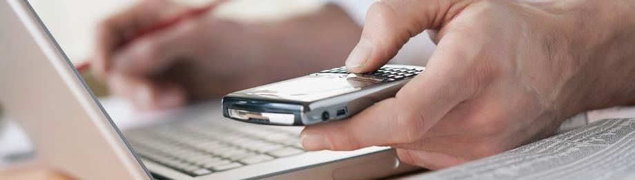 Reparaturservice für Telefone, Pager und Patiententelefone